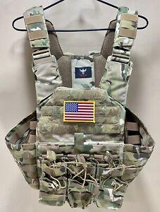 Shellback Tactical Vest Camouflage