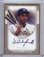 Dave Winfield 2017 Topps Transcendent Auto Autograph Silver Yankees #TCA-DW 5/15