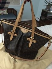 Louis Vuitton Palermo Large GM Tote Bag With Removable Strap
