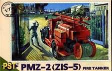 1/72  PMZ-2 (ZIS-5) Fire Engine PST 72052 Models kits