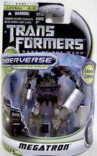 """MEGATRON Transformers 3 DOTM Movie 4"""" inch Commander Class Figure 2011"""