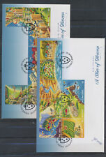 XC41690 New Zealand 2010 views landscapes good FDC's used