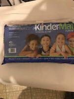 KinderMat by Peerless Plastics The Original Rest Mat | Red / Blue | 1 x 19 x 45