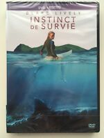 Instinct de survie DVD NEUF SOUS BLISTER Film d'horreur de Jaume Collet-Serra