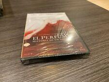 Il Profumo DVD Storia De un Assassino Sigillata Nuovo
