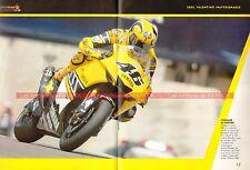 Valentino ROSSI 15 Saison 2005 : Valentino inatteignable ! MOTOGP PILOTE MOTO 46