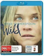 Wild Blu-ray Brand New Region B Aust. - Reese Witherspoon
