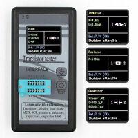 1.8'' TFT LCD Transistor Tester Diode Triode Checker Capacitance Meter LCR ESR
