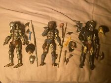 NECA AUTHENTIC ULTIMAT PREDATOR CONCRETE JUNGLE  LOt