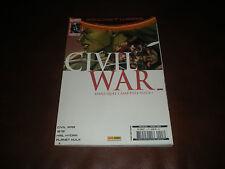 SECRET WARS : CIVIL WAR N°3 INFILTRATION - MARVEL PANINI COMICS MARS 2016