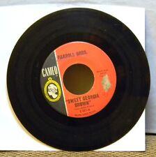 CARROLL BROS. SWEET GEORGIA BROWN / BOOT IT! 45 RPM RECORD