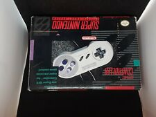 Original oem boxed SNES Controller tested works great