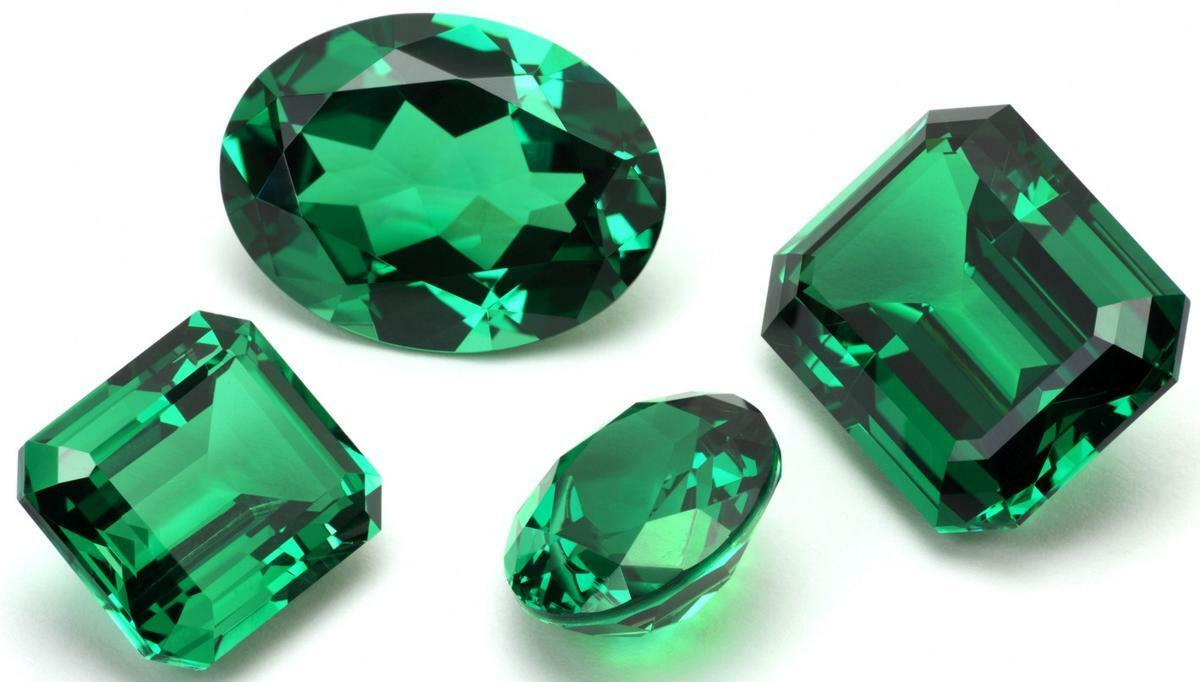 Royal Colombian Emerald