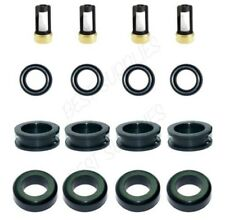 Fuel Injector Service Repair Kit Seals Filters O-rings TURBO 4G36T DSM