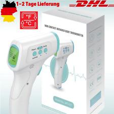 Fieberthermometer Digital Infrarot Berührungslos Baby Erwachsene mit LCD Stirn