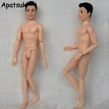 30cm 14 Moveable Jointed Doll Ken Boy Doll Male MAN Naked Body Prince Nude Doll