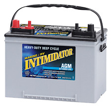 DEKA GENUINE NEW 9A34M Intimidator AGM Battery 890Amp Cranking Power (Group 34M)