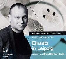 FRED BREINERSDORFER : EINSATZ IN LEIPZIG / CD (HÖRBUCH)