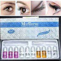 Makeup Lady Eyelash Curling Perming Curler Eyelash Wave Lotion Eye Rod Glue Set