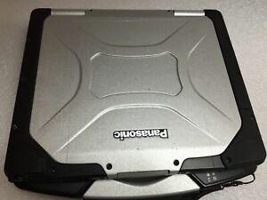 PANASONIC CF-30 TOUGHBOOK CORE 2 DUO 1.6 LAPTOP 250GB 2GB CF30 MK3 CF-30KQC55AM