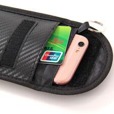 Phone Safe Keyless RFID Car Key Signal Blocker Case Fob Pouch Faraday Cage