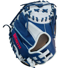 "New Custom Worth/Rawlings Liberty Advanced Baseball Catchers Mitt Glove 33"""