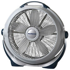 "Lasko 3300 Wind Machine Fan with Directional Air Power, 3-Speed, 20"""