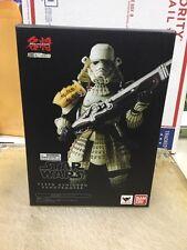 Star Wars Movie Realization Teppo Ashigaru Sandtrooper by Bandai (USA SELLER)