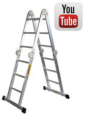 Drabest Platform / Step and Ladder - Multi-Purpose - Non-Slip - Trade - New