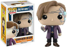 FUNKO POP VINYL DOCTOR WHO 11TH DOCTOR MR CLEVER #356 VAULTED
