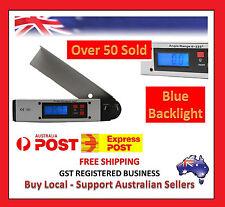 250mm Digital Angle Finder Meter Protractor Goniometer Ruler 225° Measurer