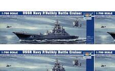 Trumpeter  1/700 Battlecruiser USSR Velikiy #5710 #05710  *New*Sealed*
