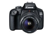 Canon EOS 4000D / Rebel T100 w/ EF-S 18-55mm f/3.5-5.6 III Lens