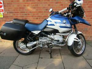 2003 03 BMW R 1150 GS THIS BIKE IS IMACULATE WITH OHLINS FRONT AND REAR