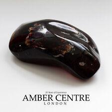 Mexican Antique Dark Cognac Amber Collectable OT4789 RRP £1780!!!