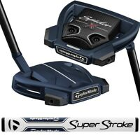 New 2019 TaylorMade Spider X Putter - Navy - Slant Neck - Choose Your Length