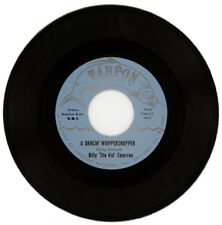 """BILLY 'THE KID' EMERSON  """"A DANCIN' WHIPPERSNAPPER""""  60's BLASTING R&B"""