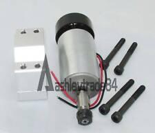 300W DC brushless motor ER11 collet DC0-48V CNC Carving Milling Air cold Spindle