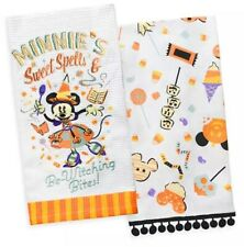 Disney Parks Ink and Paint Tea Towels - Set of 2 - Kitchen Towel ⭐️