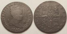 Espagne, Isabelle II, 8 Maravedis 1849 !!