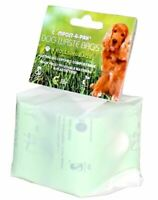 COMPOST-A-PAK® Compostable Dog Waste Bags 4 Rolls Pack