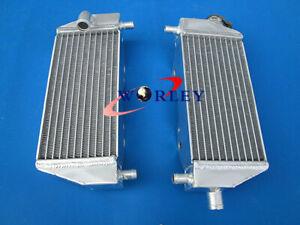 FOR KAWASAKI KX125/KX250 1994 1995 1996 1997 1998 94 95 96 97 Aluminum radiator
