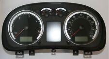 VW Bora 1.9 Tdi Chrom Tacho Voll Display 160 mph Tacho 1J5920946CX