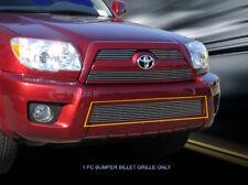 For 2006-2009 Toyota 4Runner Bolt-On Billet Grille Grill Bumper Grill