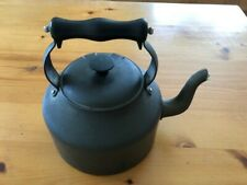 Anodised 'Castle' Kettle - Stove Top Kettle Vintage - For AGA & RAYBURN use