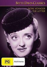 The Bette Davis Classics - Now, Voyager  / Letter (DVD, 2008, 2-Disc Set)