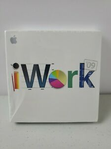 Apple iWork 09 Brand New In Box NOS Fast Free Shipping!