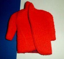 Clone doll clothes Barbie Maddie Mod Tressy Sindy Red Plush Jacket