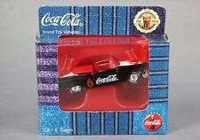 Pub COCA-COLA 1:64 COKE CHEVROLET BELAIR Cabrio EDOCAR 1/64 1994 NEW BOX VINTAGE