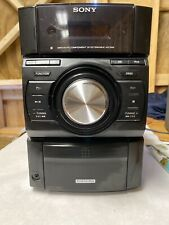 Sony HCD-EC69i Mini Hi-Fi Component Stereo System CD Player W/ iPod Dock 5.E2